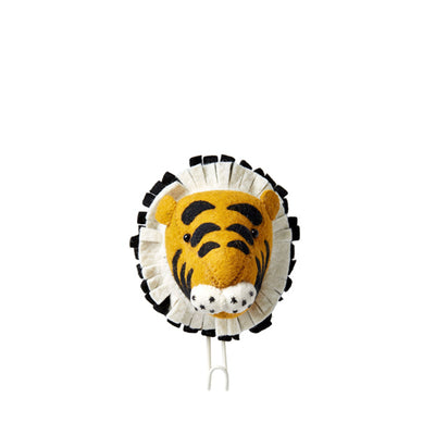 Fiona Walker Animal Head Hook – Tiger
