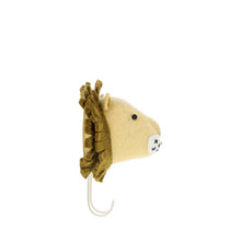 Fiona Walker Animal Head Hook – Lion