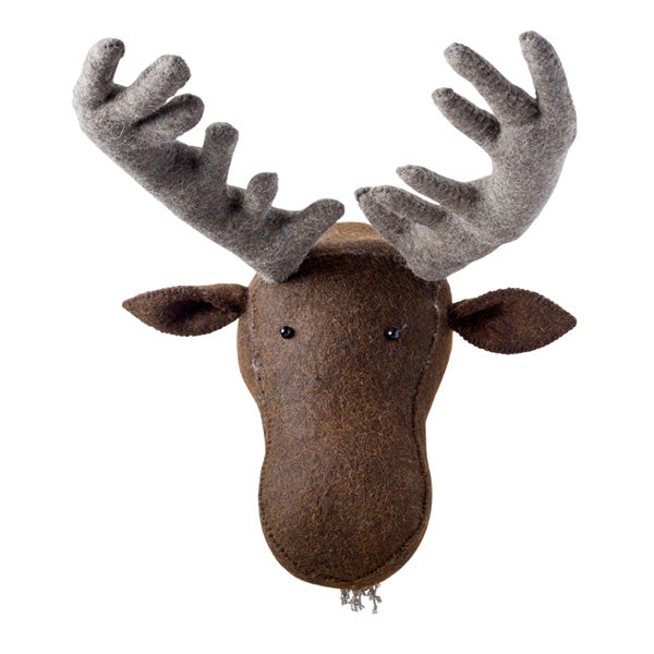 Fiona Walker Animal Head - Moose