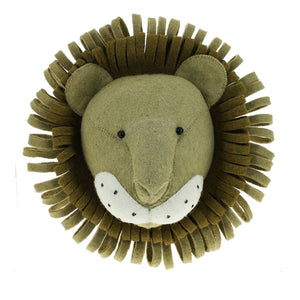 Fiona Walker Animal Head – Camel Lion