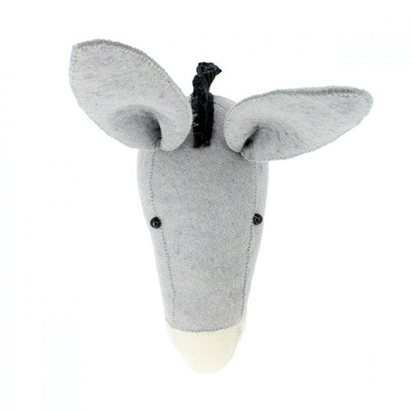 Fiona Walker Semi Animal Head – Donkey