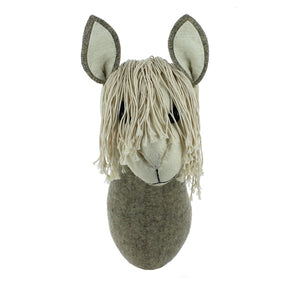 Fiona Walker Animal Head – Llama