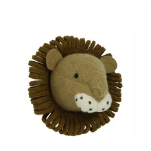 Fiona Walker Mini Animal Head – Camel Lion