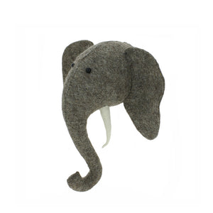 Fiona Walker Mini Animal Head – Elephant