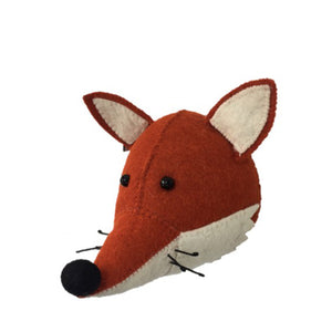 Fiona Walker Mini Animal Head – Fox
