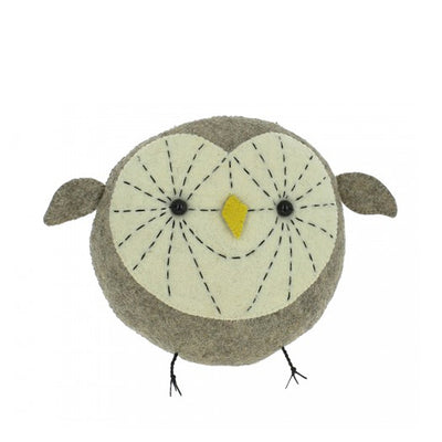 Fiona Walker Mini Animal Head – Owl