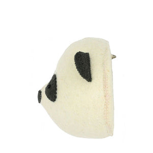 Fiona Walker Mini Animal Head – Panda