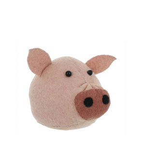 Fiona Walker Mini Animal Head – Pig