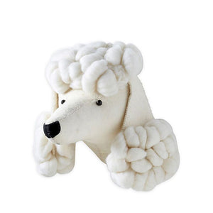 Fiona Walker Mini Animal Head – Poodle