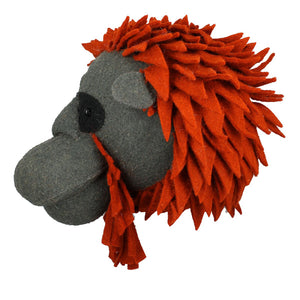 Fiona Walker Animal Head – Orangutan