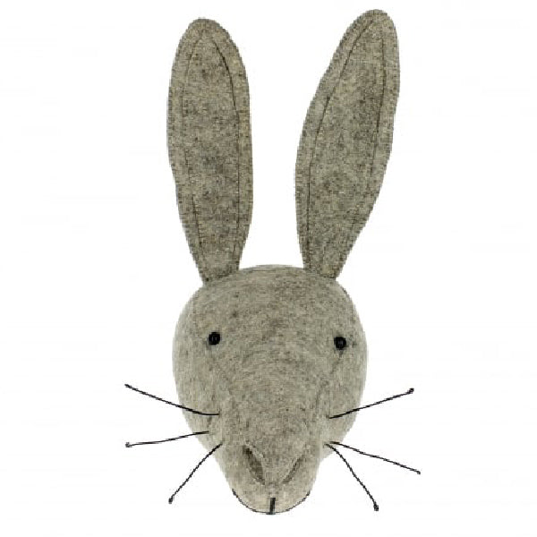 Fiona Walker Hare Animal Head