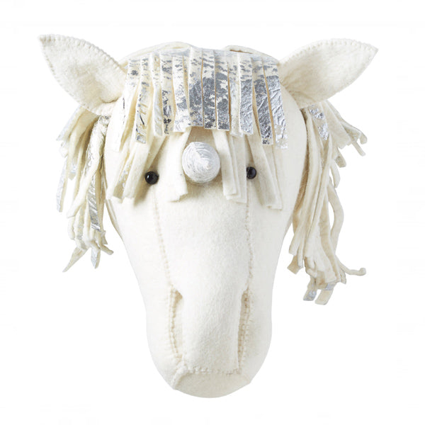 Fiona Walker Unicorn Animal Head