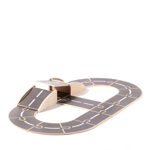 Kid's Concept AIDEN - Wooden Car Track