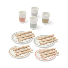 Kid's Concept BISTRO - Dinnerware Play Set