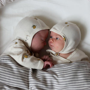 Konges Sløjd NEWBORN Helmet – Lemon