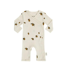 Konges Sløjd NEWBORN Onesie – Lemon