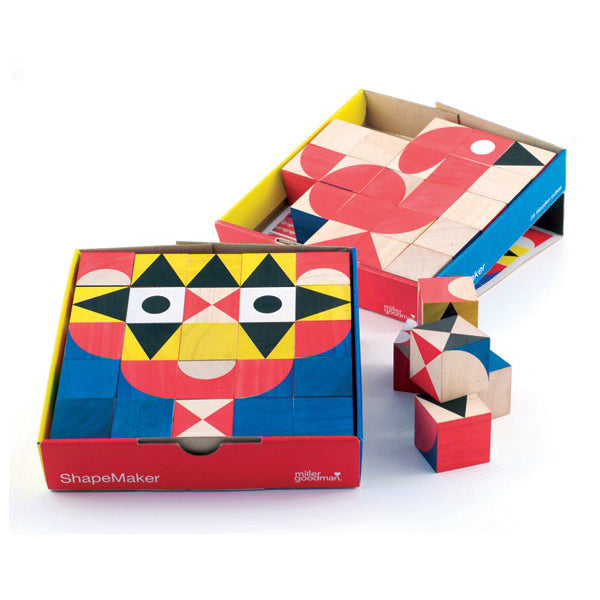 Miller Goodman Mini ShapeMaker Wooden Puzzle