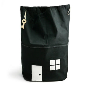Rock and Pebble Organic Storage Bag – House No. 2