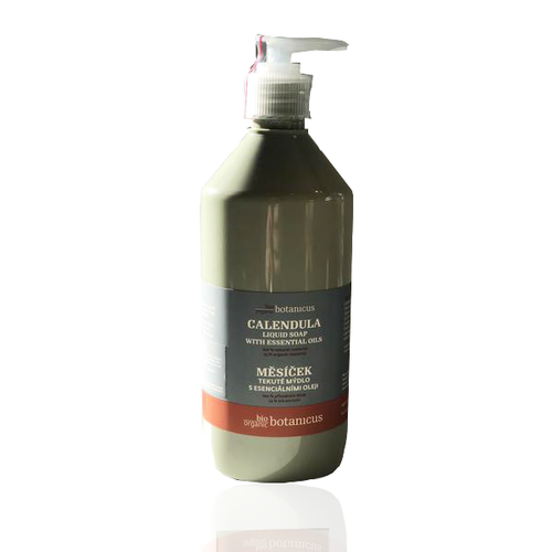 BOTANICUS - BIO Calendula Liquid Soap with Essential Oils