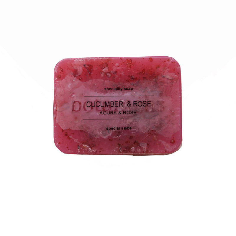 Soap with Cuecumber & Rose
