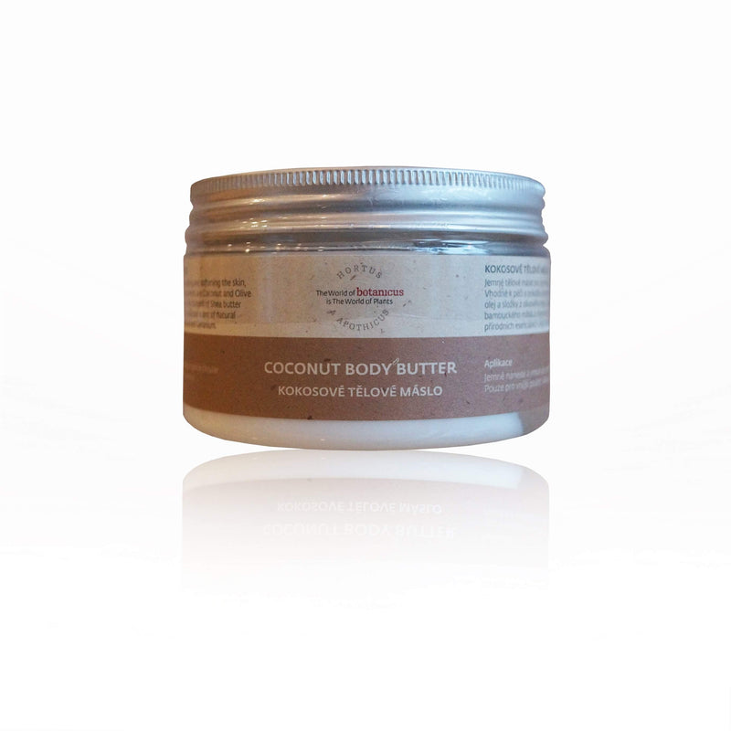 BOTANICUS - Coconut Body Butter