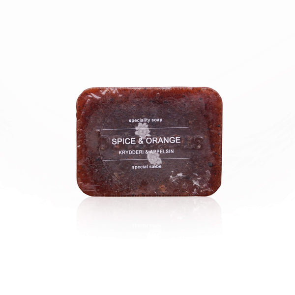 Soap With Spice & Orange