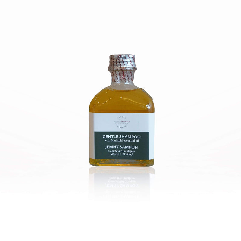 Gentle Shampoo With Marigold Essentail Oil