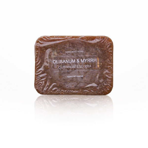 Soap with Olibanum & Myrrh