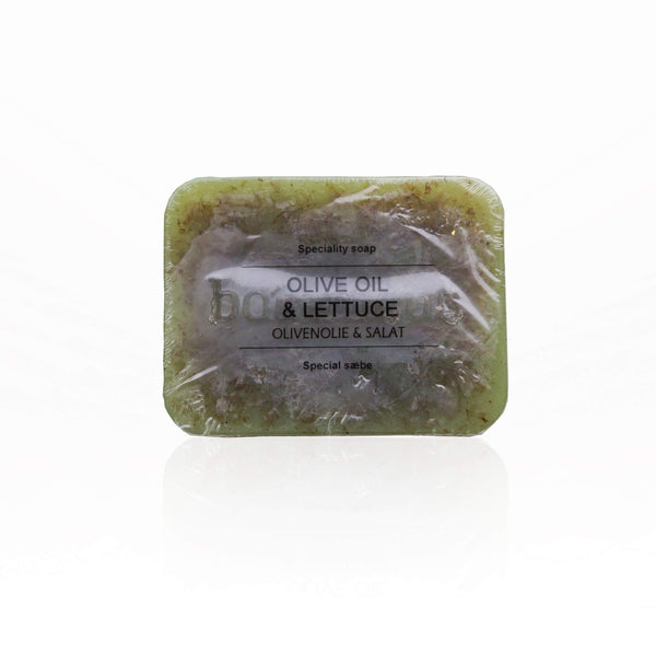 Soap with Olive Oil & Lettuce