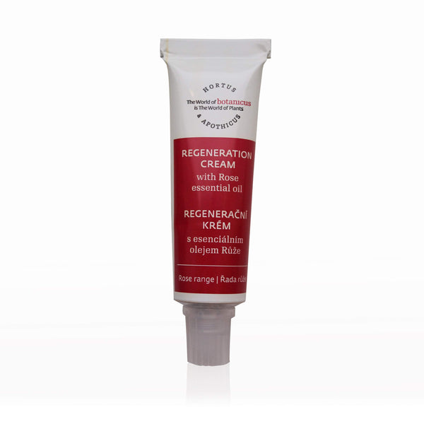Regeneration Cream w. Rose Essential Oil