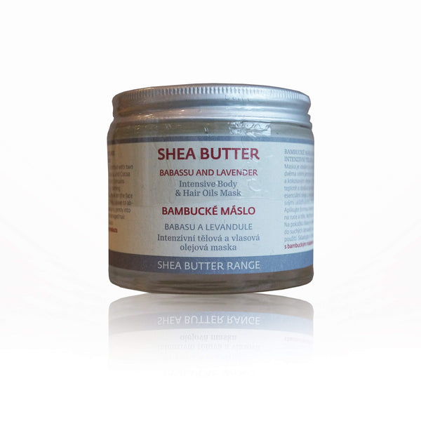Shea Butter Intensive Body & Hair Oils Mask