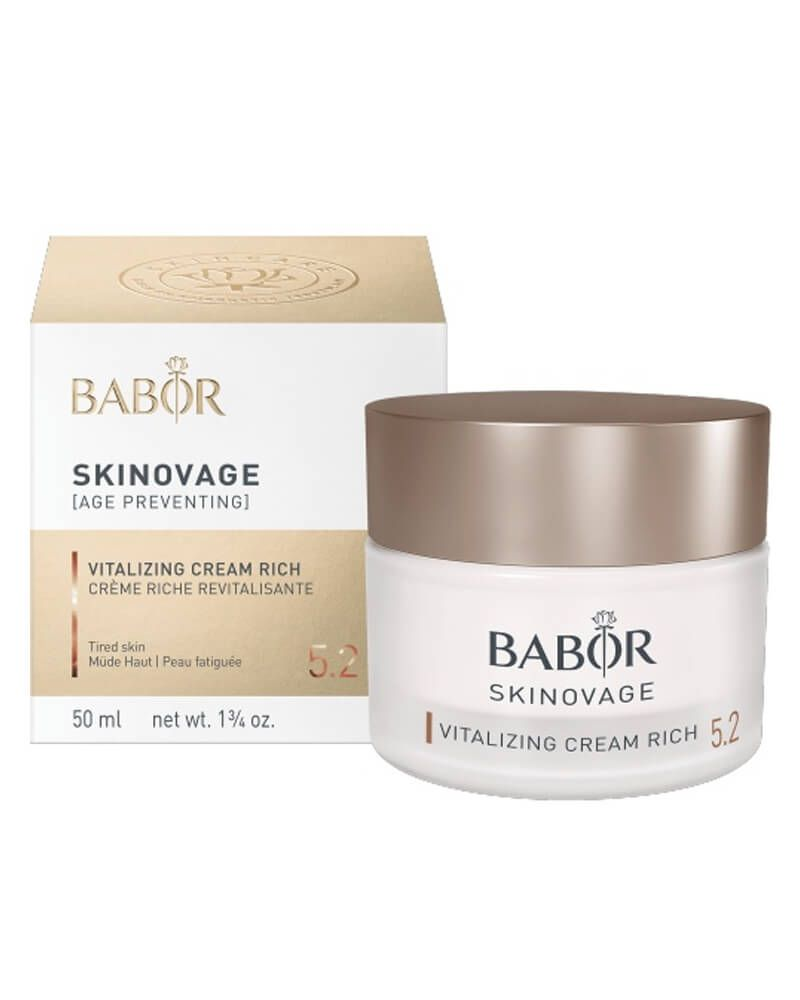 BABOR - Skinovage Vitalizing Cream Rich 5.2