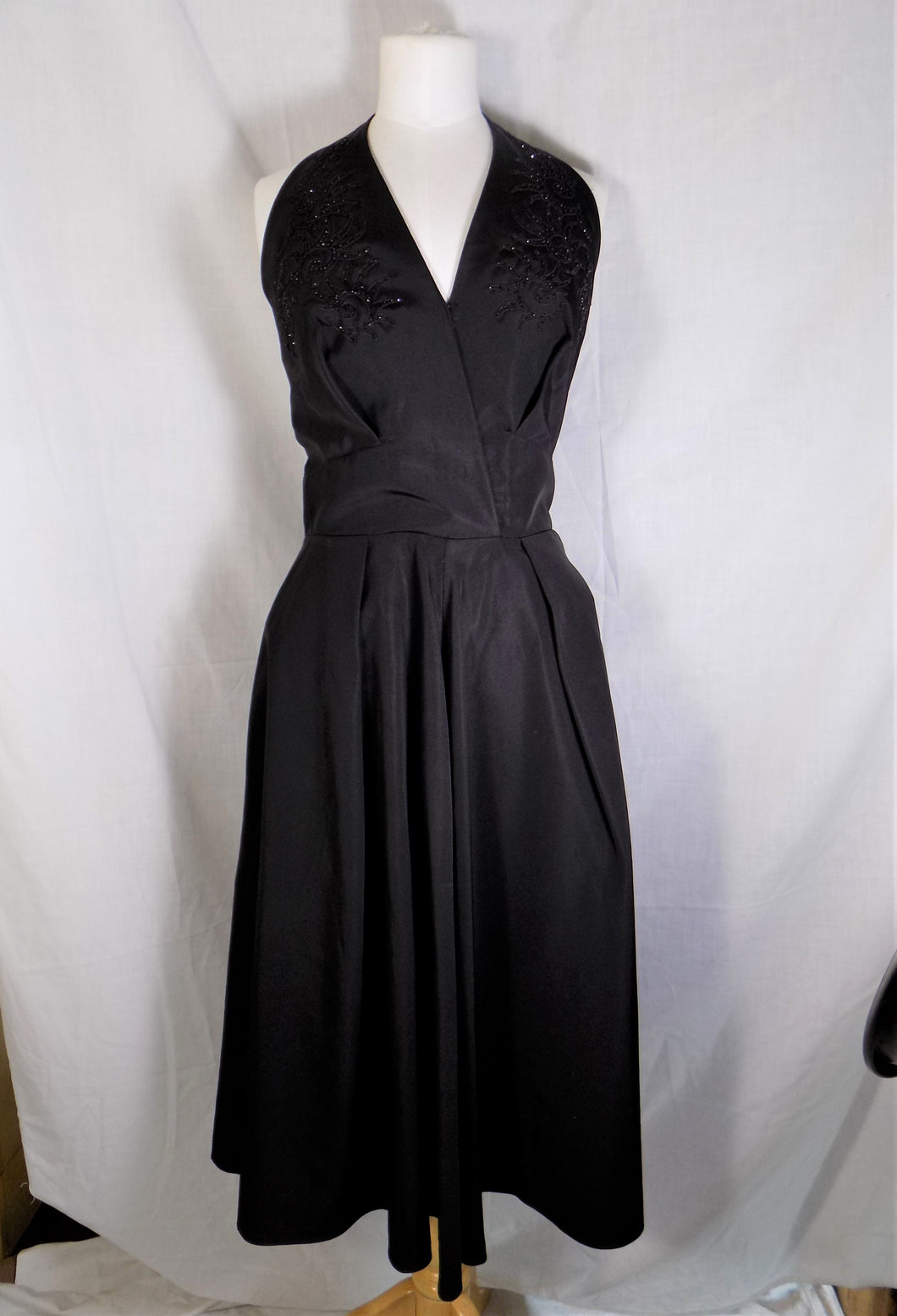 Late 40's True Vintage Dance Dress