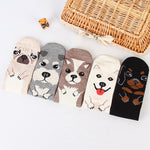 Comfy Women's Dog Pattern Socks (Each style sold in pairs)