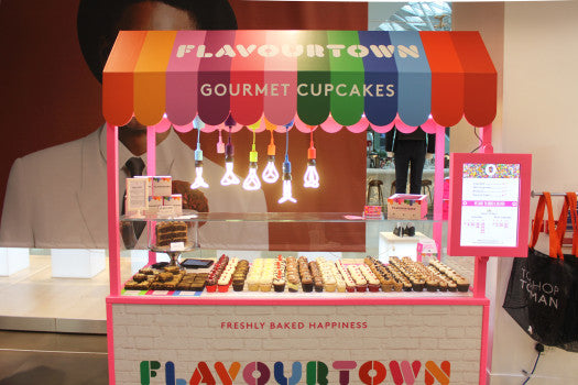 Flavourtown Topshop London