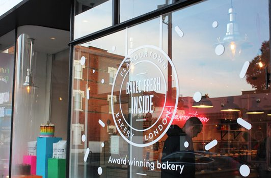 Flavourtown Bakery opens first cake shop in Fulham