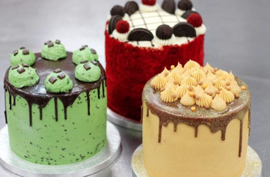 Birthday Cakes Delivered In London Flavourtown Bakery