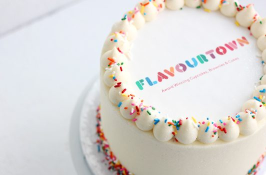 Flavourtown Edible Image Photo Cakes