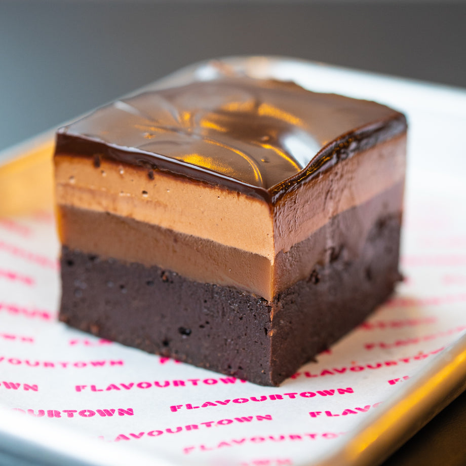 Mars Bar Brownie