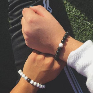 Couples Distance Bracelets