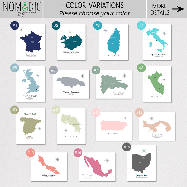 nomadic spices-color variations