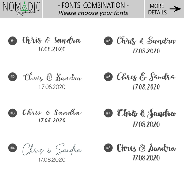 nomadic spices-fonts