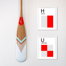 Printable International Maritime Signal Flags-Maritime Letters