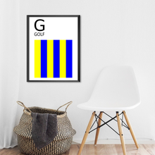 International Maritime Signal Flags-Printable Flags