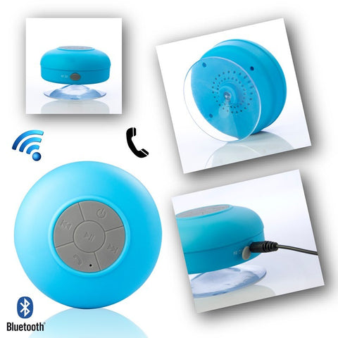 Mini Speaker Waterproof - Qualandise