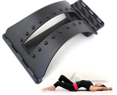 Back massage stretcher - Qualandise