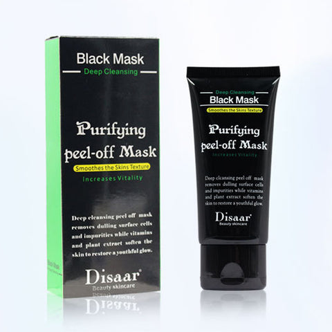 Black Mask Deep Clean Purifying Face - Qualandise