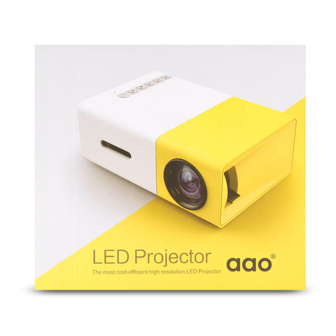 Lumi Projector Full HD Ultra Portable - Qualandise