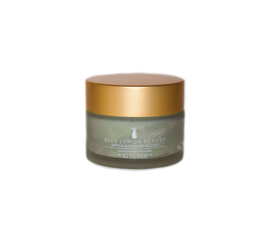 Attuned Natural Beauty Balm - Blue Lemon Beauty