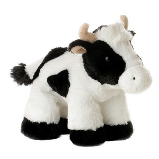 "Aurora 8"" Mini Moo Cow Toy"
